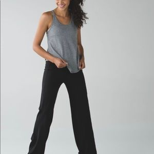 LULULEMON Stillness Pant Black Size 6